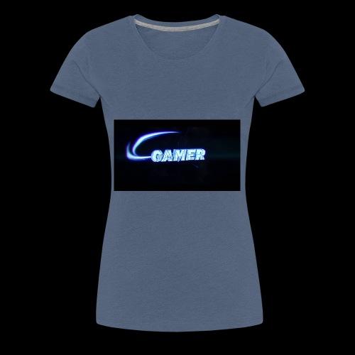 gamer - Vrouwen Premium T-shirt