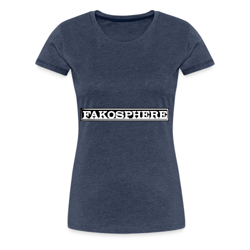 FAKOSPHERE 5 - Vrouwen Premium T-shirt
