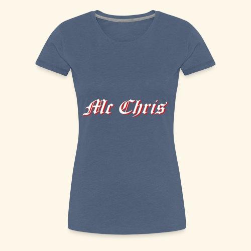 McChrislOGO11 - Frauen Premium T-Shirt