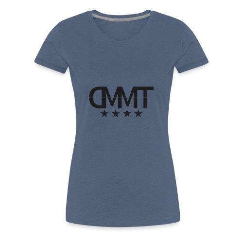4 Sterne Logo DMMT - Frauen Premium T-Shirt