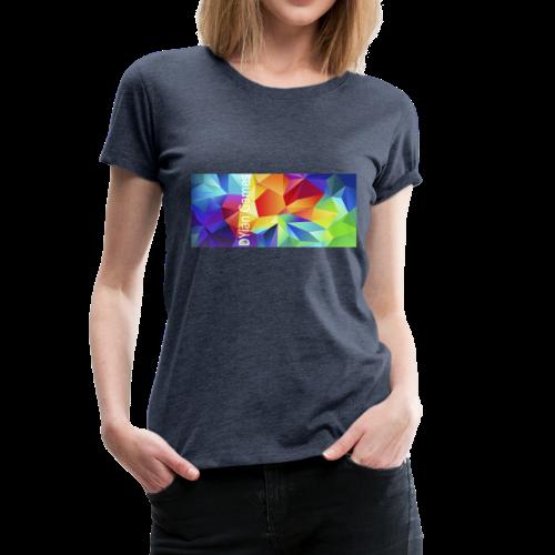 DYian Games 5 - Frauen Premium T-Shirt