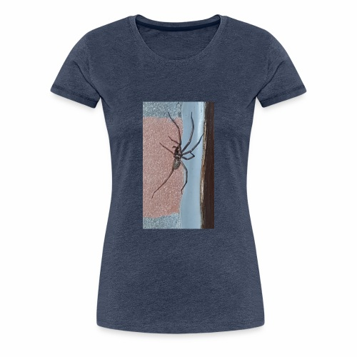 Spidershirt - Frauen Premium T-Shirt