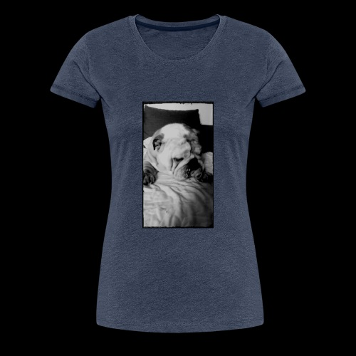 bulldog - T-shirt Premium Femme