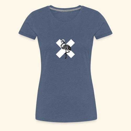 ACA2EE46 D880 4A84 B438 20EF2E07E6C5 - Frauen Premium T-Shirt