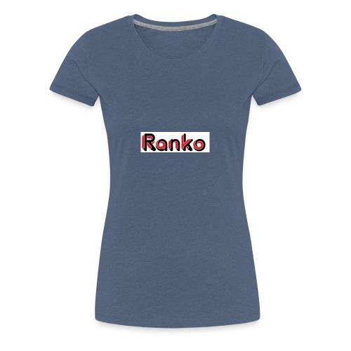 88DF897E 088E 4694 BB0B 381F256F6FE8 - Frauen Premium T-Shirt