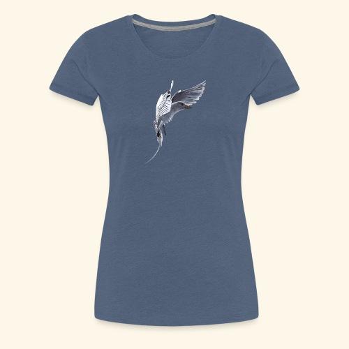 Weißschwanz Tropenvogel - Frauen Premium T-Shirt