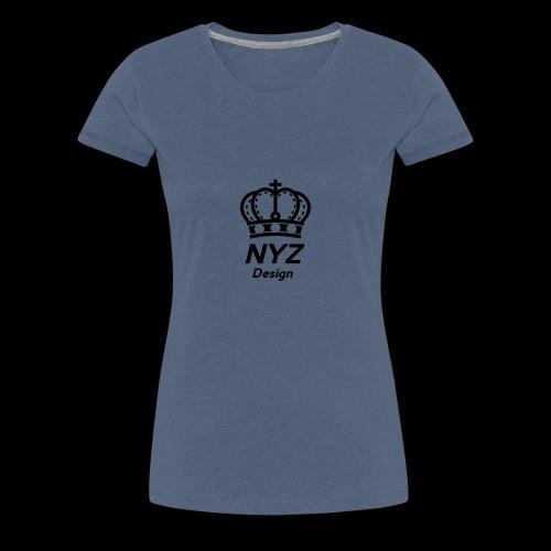 NYZ Design - Frauen Premium T-Shirt
