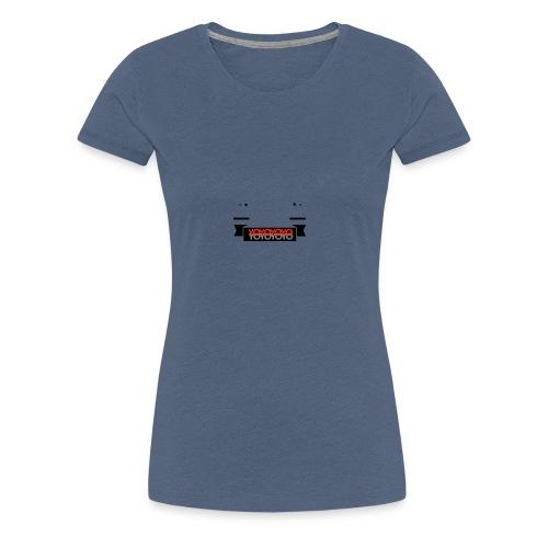 YOYOYOYO - Women's Premium T-Shirt
