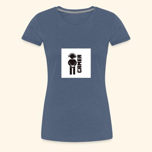 Video Game - Frauen Premium T-Shirt