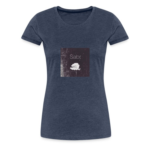 sabr - Frauen Premium T-Shirt
