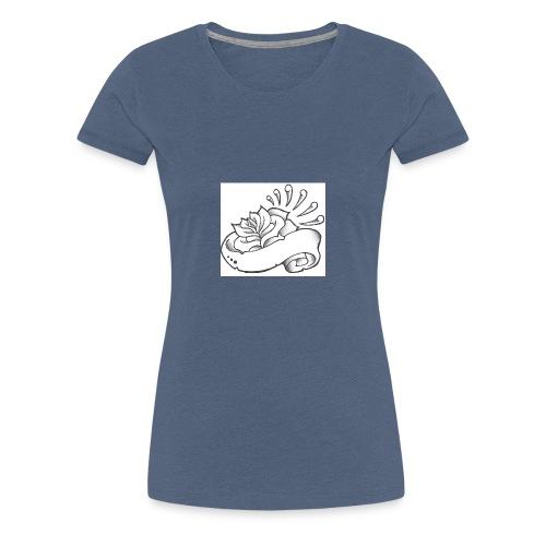5a9bf0fd91ac9bf5b7d3384c5730d1c0 - Frauen Premium T-Shirt