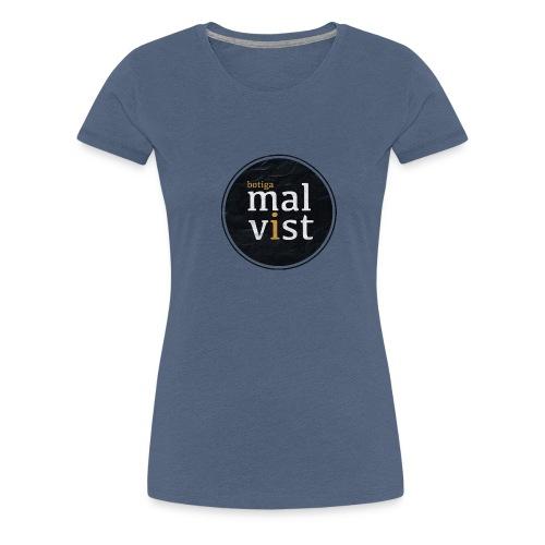 malvist - Camiseta premium mujer