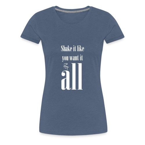 Falcon Eye - Women's Premium T-Shirt