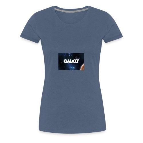 galaxy filmers merch - Women's Premium T-Shirt