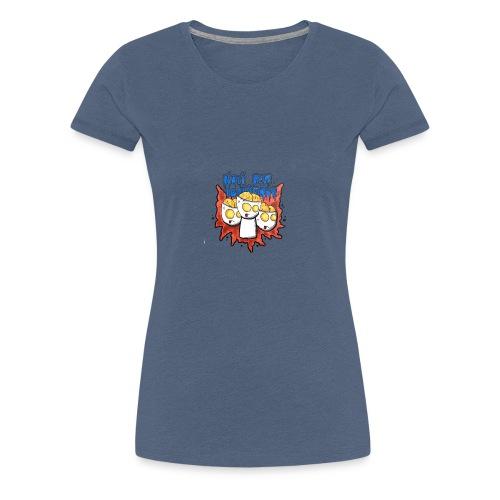 Natiperignorare - Maglietta Premium da donna