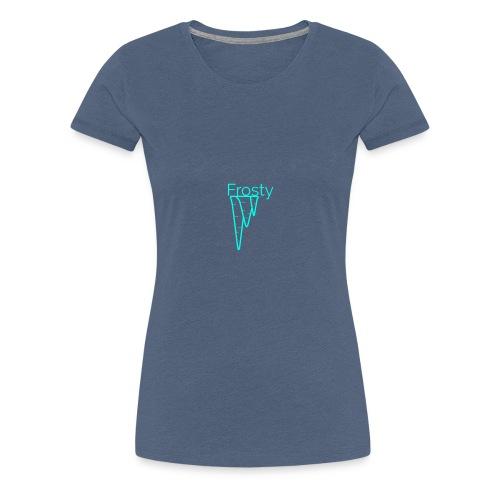 Frosty - Women's Premium T-Shirt