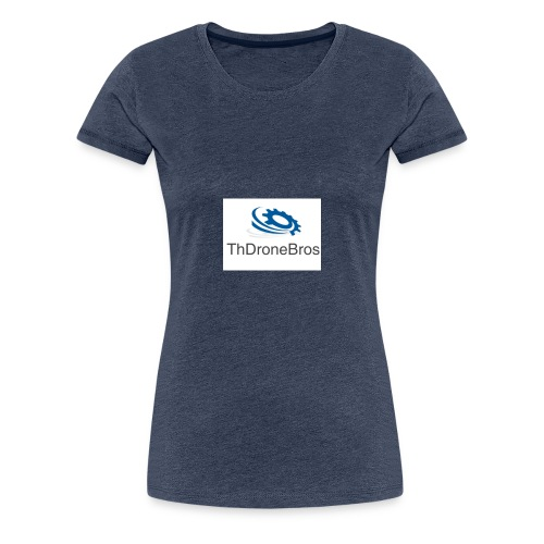 ThEDroneBros - Women's Premium T-Shirt