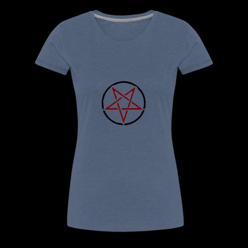 pentagram - Women's Premium T-Shirt
