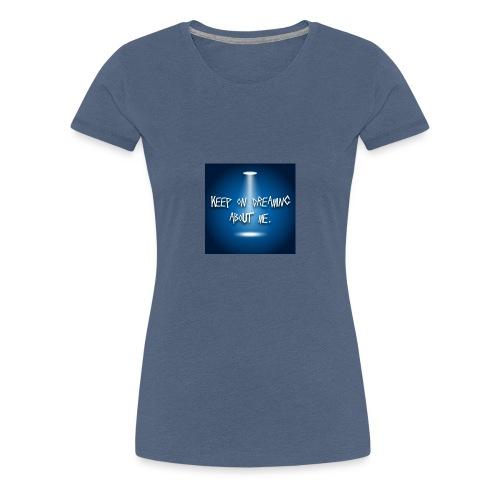 CTD253201818310 - T-shirt Premium Femme