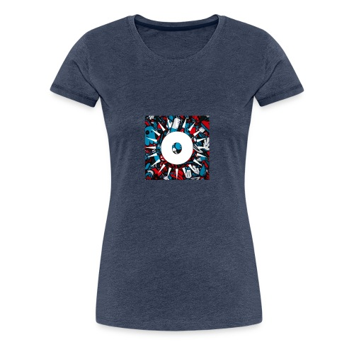 ODU GANG - Naisten premium t-paita