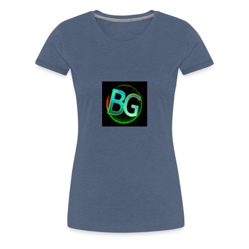Baboe Games logo - Vrouwen Premium T-shirt