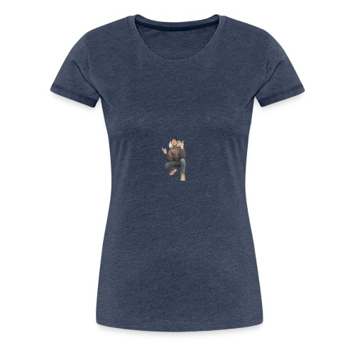 SAUVAGE - T-shirt Premium Femme