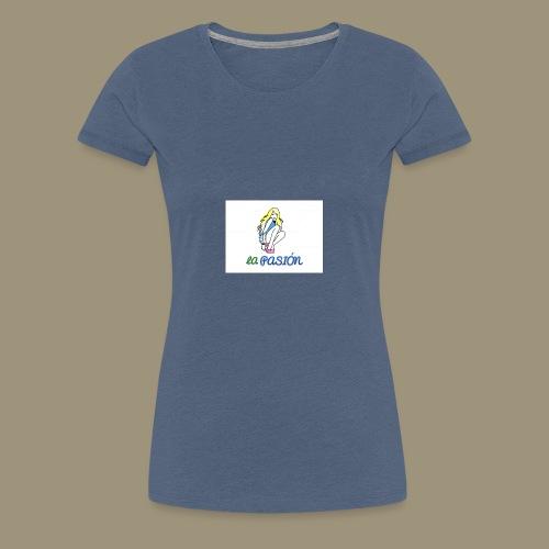 LA PASIÓN - Frauen Premium T-Shirt
