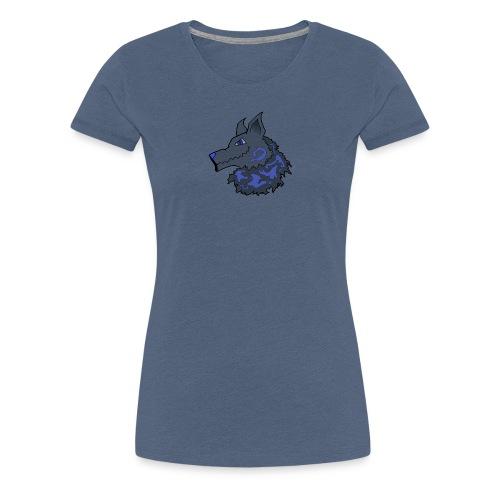 Royaly Wolf trans - Frauen Premium T-Shirt