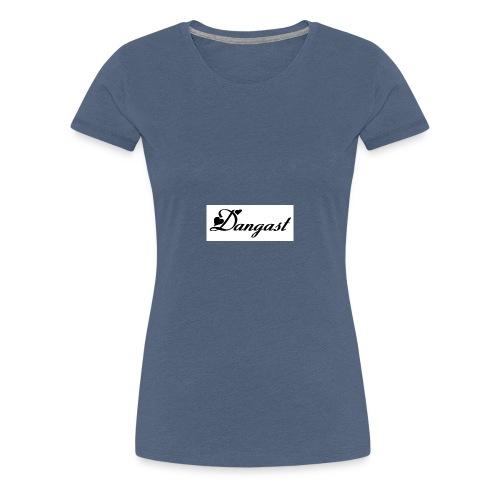 DESING DANGAST - Frauen Premium T-Shirt