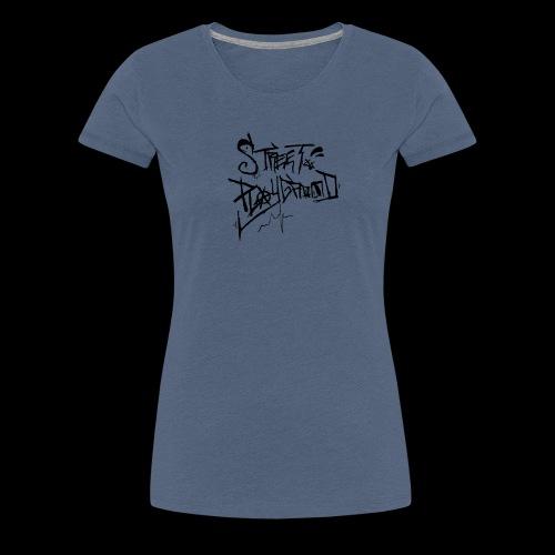 Streetplayground - Frauen Premium T-Shirt