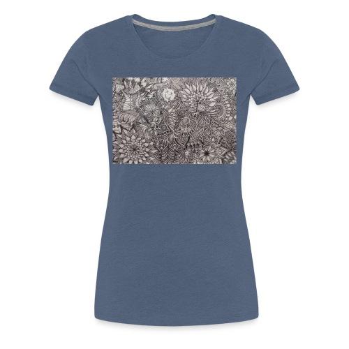 Skdoodle - Women's Premium T-Shirt