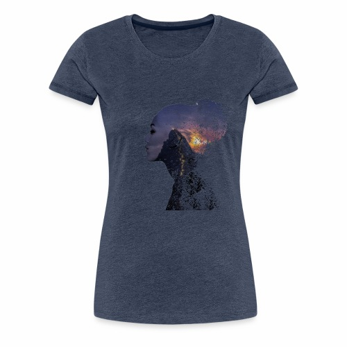 In der Ruhe liegt die Kraft - Frauen Premium T-Shirt