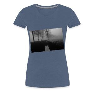 cold - Vrouwen Premium T-shirt