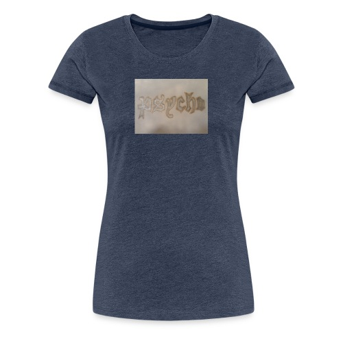 Simon Psycho Artist - Vrouwen Premium T-shirt