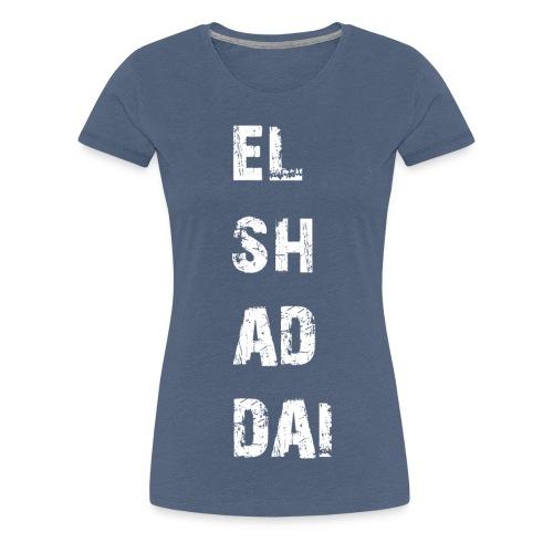 EL SH AD DAI 2 - Frauen Premium T-Shirt