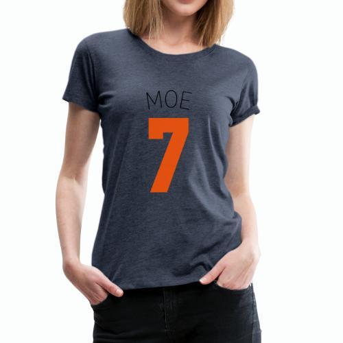 TEAM NUGENAU backsideMOE - Frauen Premium T-Shirt