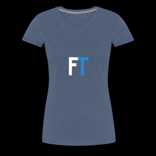 ftlogo - Frauen Premium T-Shirt