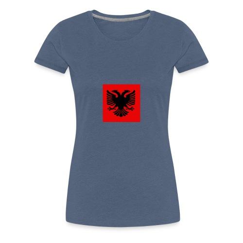 Albania - Women's Premium T-Shirt