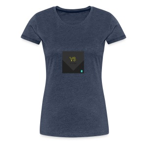 YourStyleLogo - T-shirt Premium Femme
