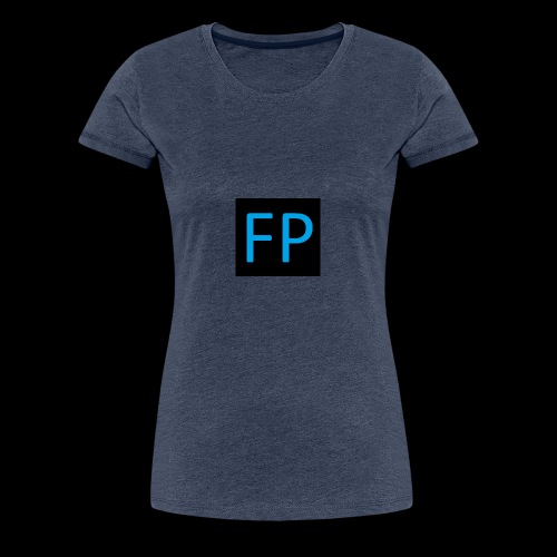 FRIENDCHIP LOGO - Frauen Premium T-Shirt