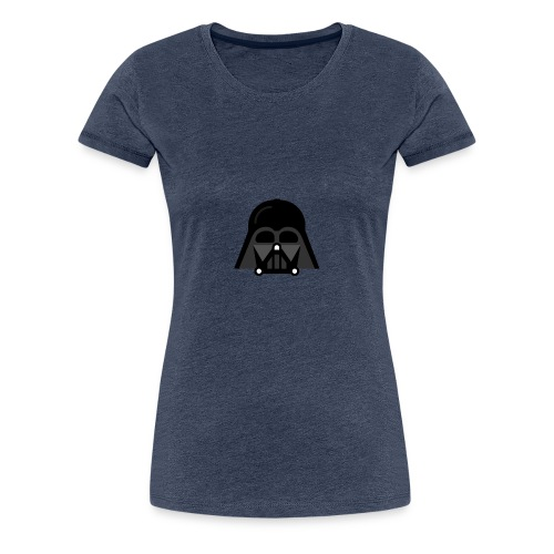 MovieLovers DARTH VADER - Frauen Premium T-Shirt