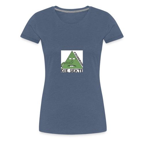 Alinisten Testprodukt - Frauen Premium T-Shirt