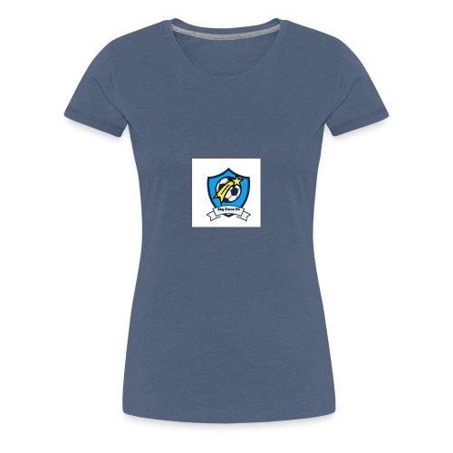 Sky Force Football club - Women's Premium T-Shirt