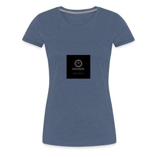 BRUDI MEMBER - Frauen Premium T-Shirt