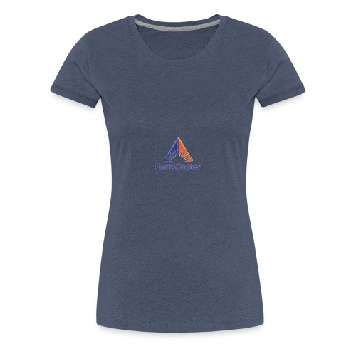 RetroCaster YT Channel Logo - Women's Premium T-Shirt