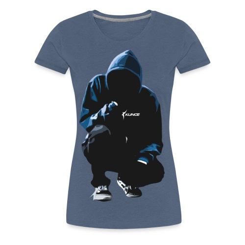Kunce Clothing Original Hoodie Trace - Women's Premium T-Shirt