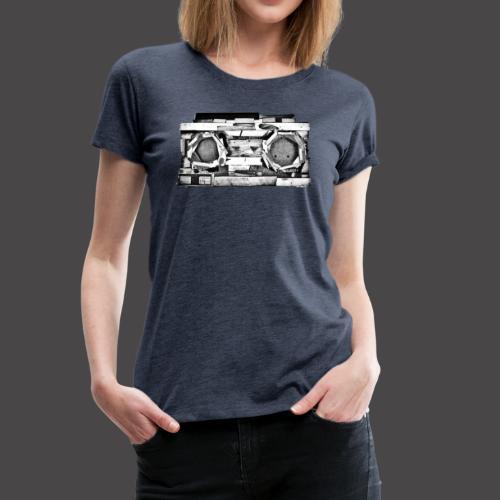 BOOMBOX - Frauen Premium T-Shirt