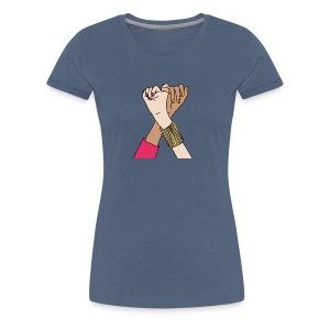 Liberté, Égalité, Sororité - T-shirt Premium Femme