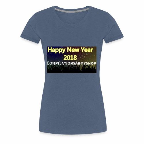 New Year Collection - Frauen Premium T-Shirt