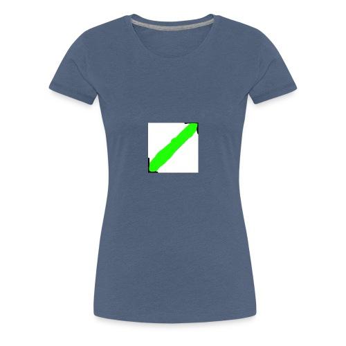 Stick Shirt - Frauen Premium T-Shirt